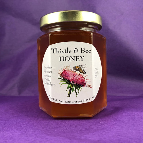 Thistle & Bee, 12oz