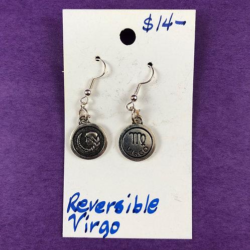 Zodiac Reversible Earrings