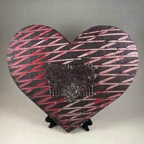 Dark Romantic heart