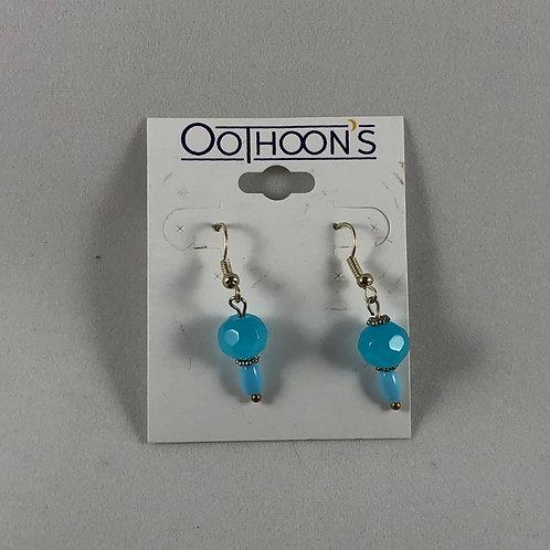 Sea Bleads earrings
