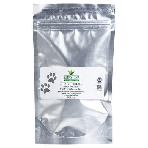 Simply Hemp CBD Pet Treats