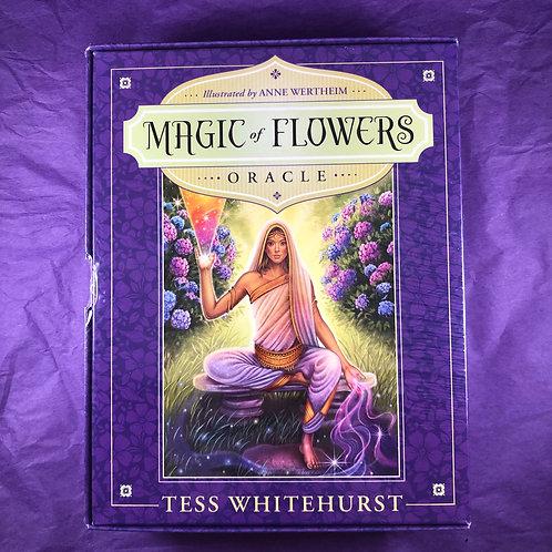 Magic of Flowers Oracle