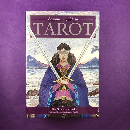 Beginner's Guide to Tarot Deck and Book Set