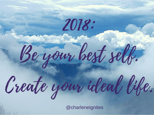 Personal & Professional Success in 2018: Two Questions to Ask