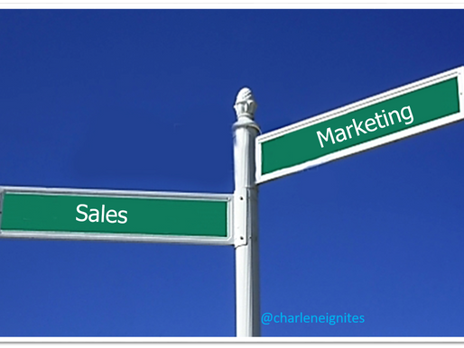 Rules of the Road at the Intersection of Sales & Marketing