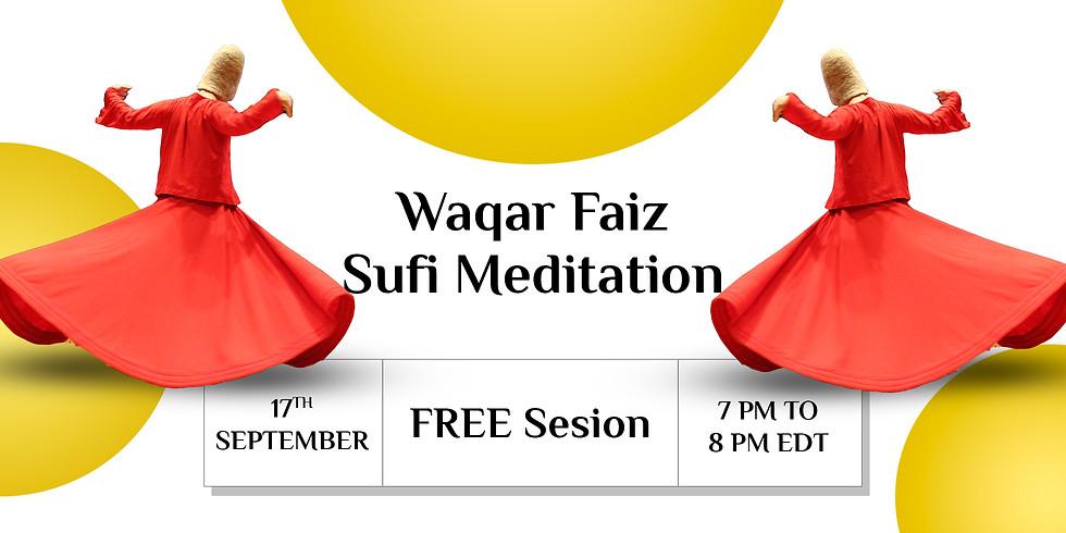 FLORIDA | Waqar Faiz Sufi Meditation