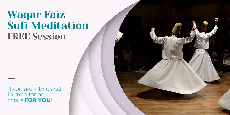 WASHINGTON State | Waqar Faiz Sufi Meditation