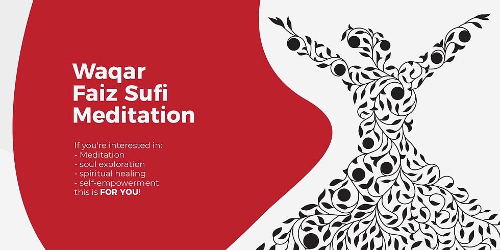 CANADA   Waqar Faiz Sufi Meditation