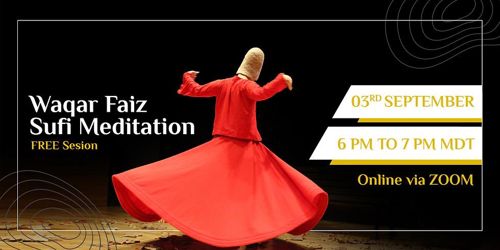 COLORADO | Waqar Faiz Sufi Meditation