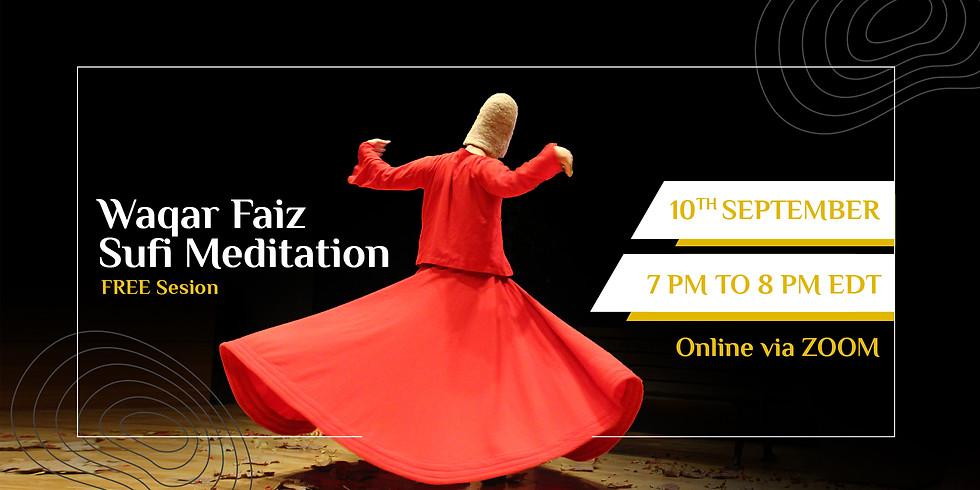 MASSACHUSETTS | Waqar Faiz Sufi Meditation