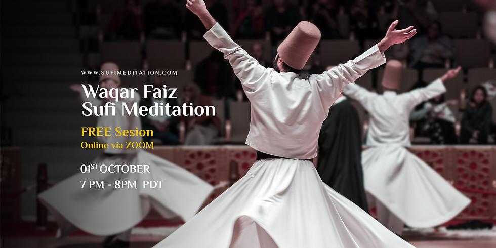 WEST COAST STATES | Waqar Faiz Sufi Meditation
