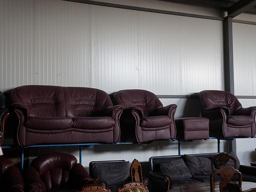 Диван с два фотьойла