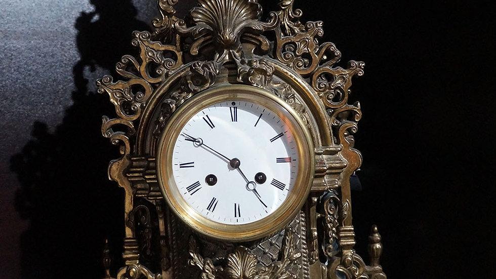 Каминен катедрален часовник