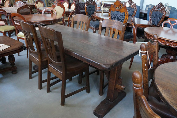 Трапезна маса с 4 бр столове