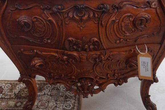Комодо стил Барок 20те години на 19 век