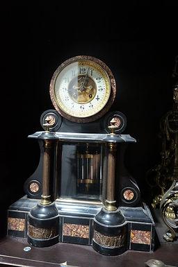 Каминен часовник механизъм с живак
