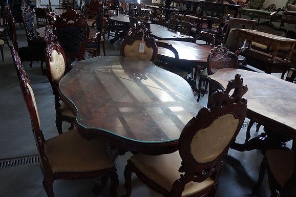 Трапезна маса Барок с 4 стола