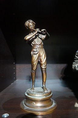 Бронзова скулптура