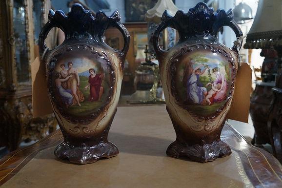 Порцеланови вази - комплект 2 бр