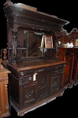 Бретонски шкаф.