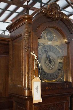 Паркетен часовник