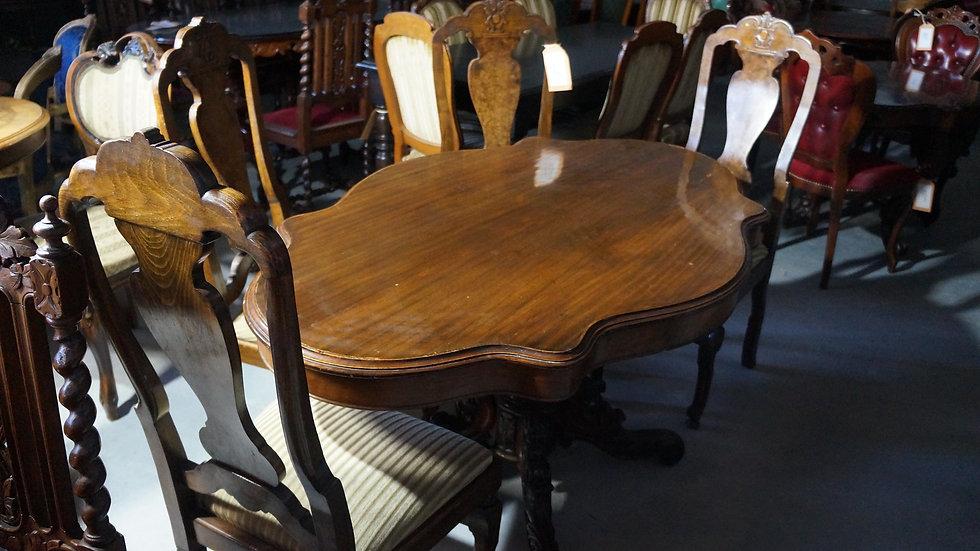 Трапезна маса с 4 стола