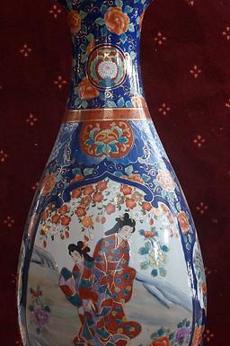 Порцеланова ваза