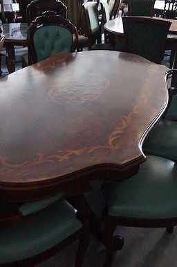 Трапезна маса с 6 стола