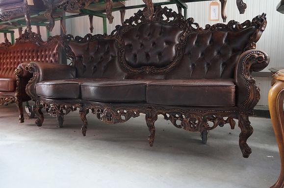 Канапе с два фотьойла