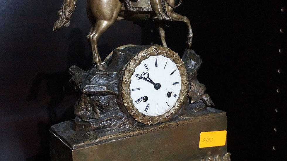 Каминен часовник Наполеон
