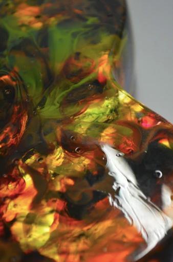mount keen inspired bespoke glass design