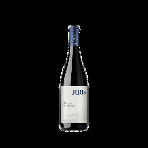 Pinot Noir 'Hochreit' - Weingut Juris 2016 - 75 cl