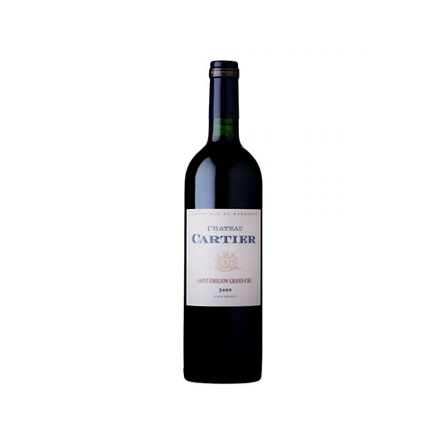 Chateau Cartier - Grand Cru  St. Emilion 2014 75 cl