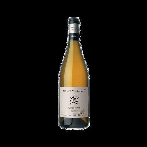 Chardonnay Opoka Cru - Marjan Simcic 2015 - 150 cl