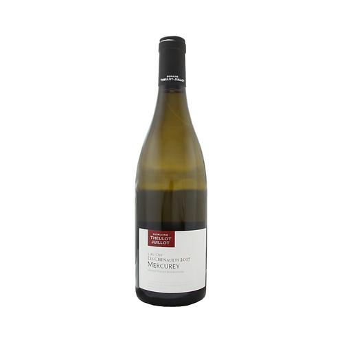 Mercurey blanc -Les Chenaults - Domaine Theulot Juillot 2018 75 cl