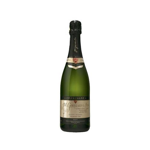 Champagne Gobillard 'Grande Réserve' Premier Cru brut -  37,5 cl