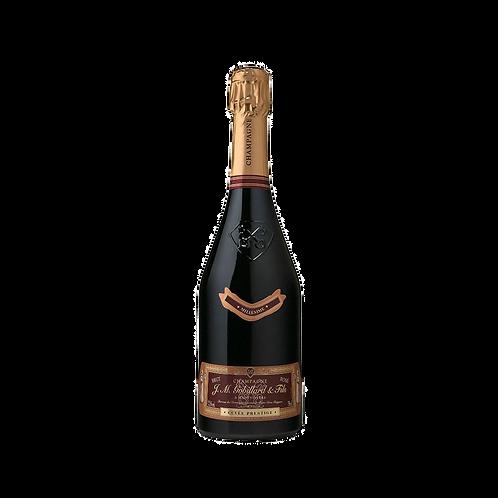 Champagne Gobillard rose 'Prestige' brut  2014 - 75 cl