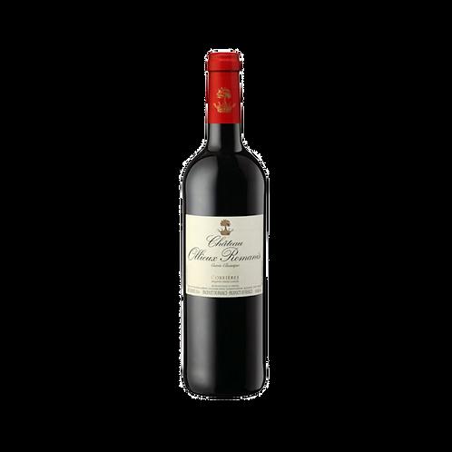 Ollieux Romanis classique rouge - Corbieres  2018 - 75 cl