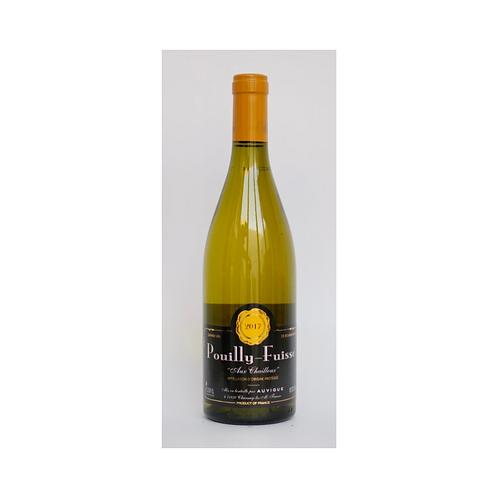 Pouilly Fuisse - Vieilles Vignes-  Auvigue 2015 150 cl