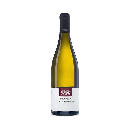 Rully blanc - Domaine Theulot Juillot - Côte de Chalonnais 2017 - 75 cl