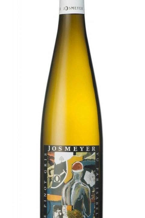 Pinot Gris - Le Fromenteau - Josmeyer 2017 - 75 cl