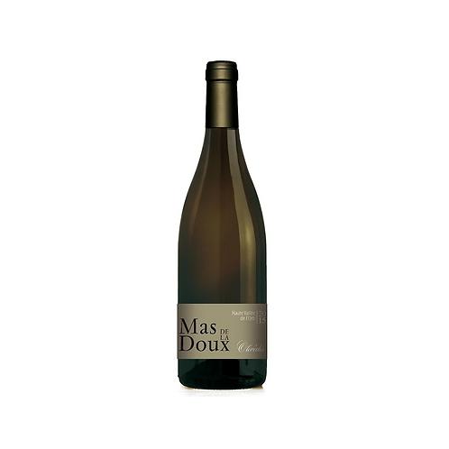 Mas de la Doux blanc -Les Olivedes- La Haute Vallee de l'Orb 2016 - 75 cl