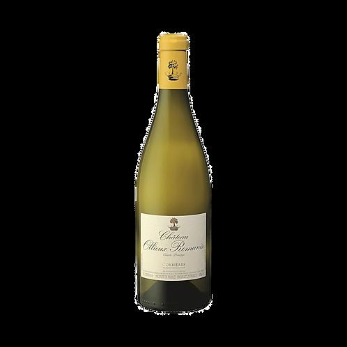 Ollieux Romanis prestige blanc - Corbières  2018 - 75 cl
