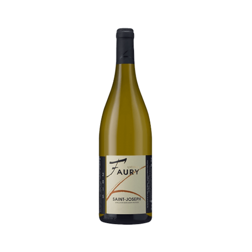 Saint Joseph Blanc, Domaine Faury - 2016 - 75cl