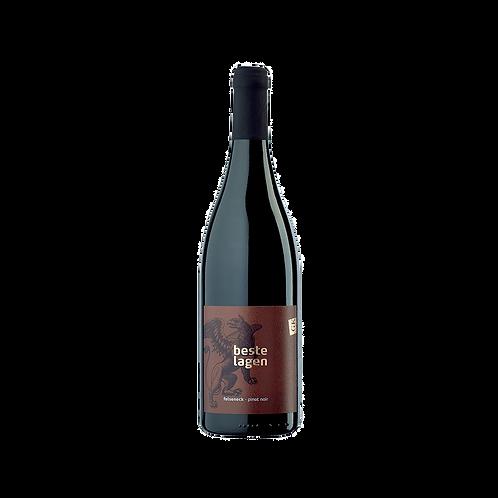 """Pinot Noir Beste Lagen """"Felseneck"""", Weingut Genheimer Kiltz - 2016 - 75cl"""