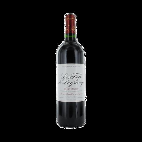 Les Fiefs de Lagrange - (2de wijn Ch. Lagrang  Saint-Julien 2014 - 75 cl