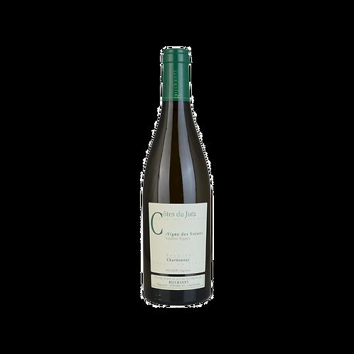 """Côtes du Jura """"Vigne des Voises"""" - Domaine Rijckaert 2018 - 75 cl"""