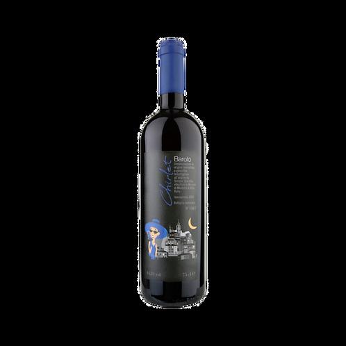 Barolo 'Vigneto Chirlet' docg - Simone Scaletta 2012 - 500 cl