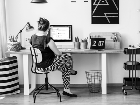 4 tips básicos para hacer home office sin morir en el intento