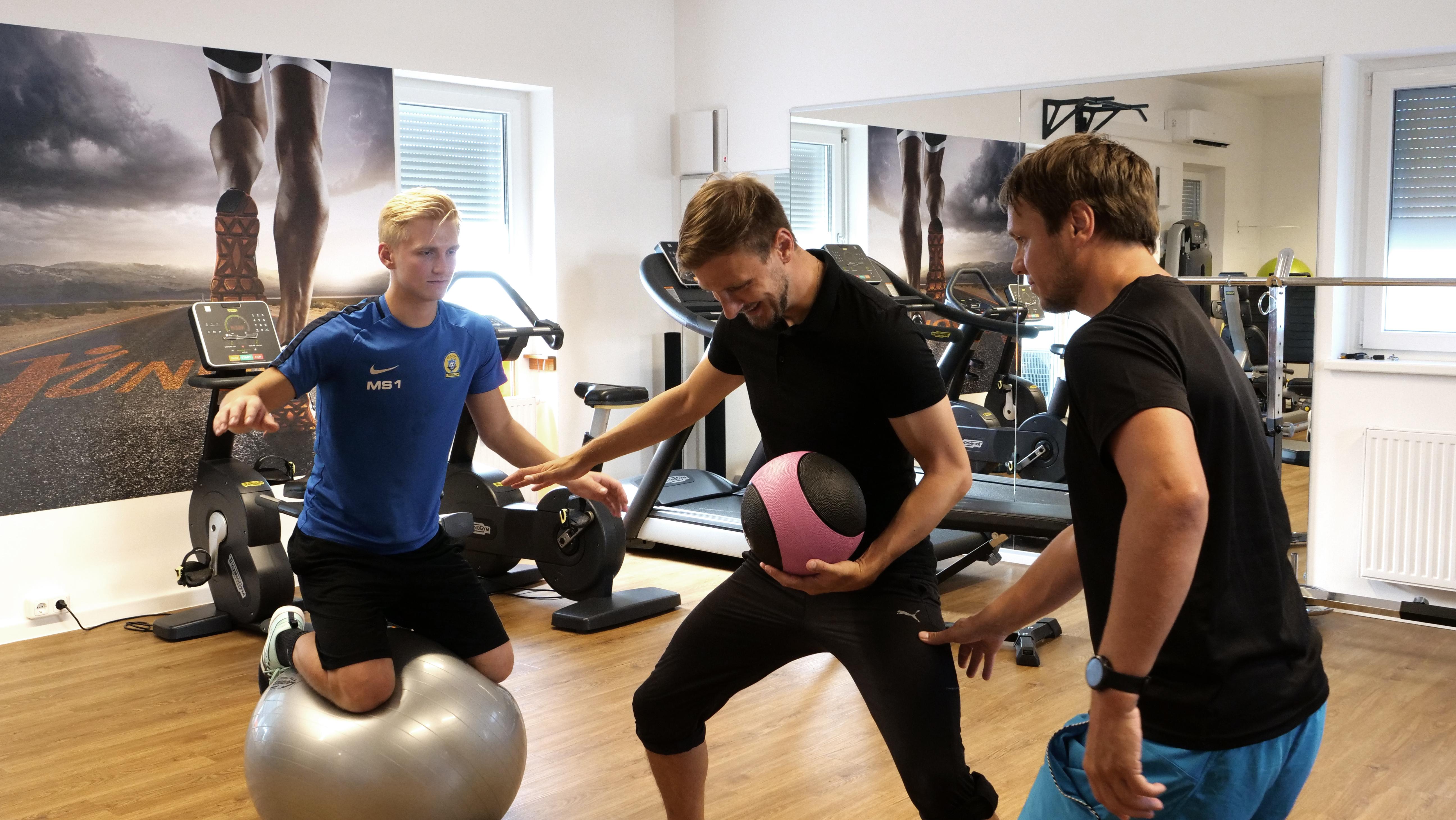 Training allgemeine Fitness